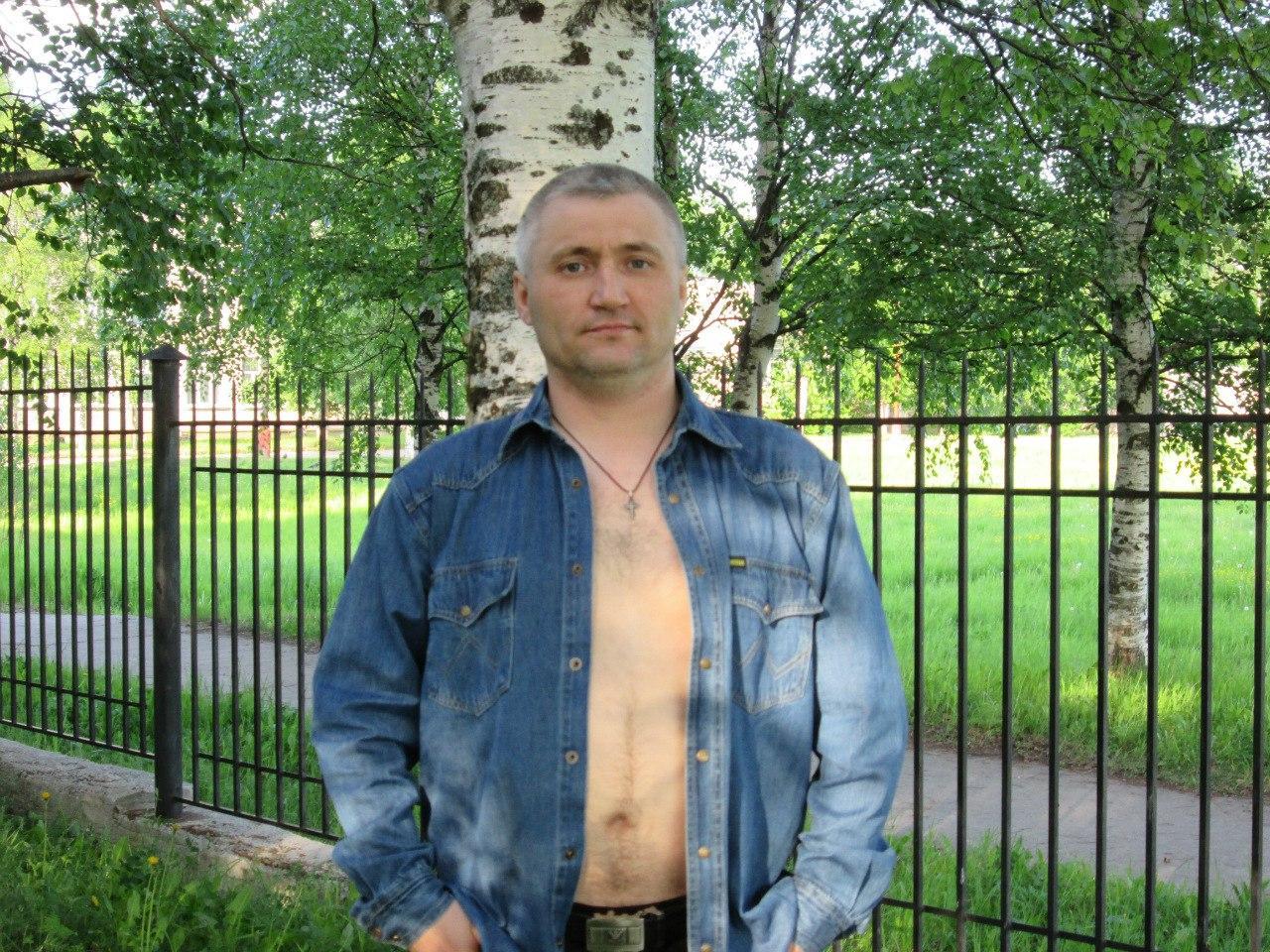 user1765, Алексей, 45, Архангельск