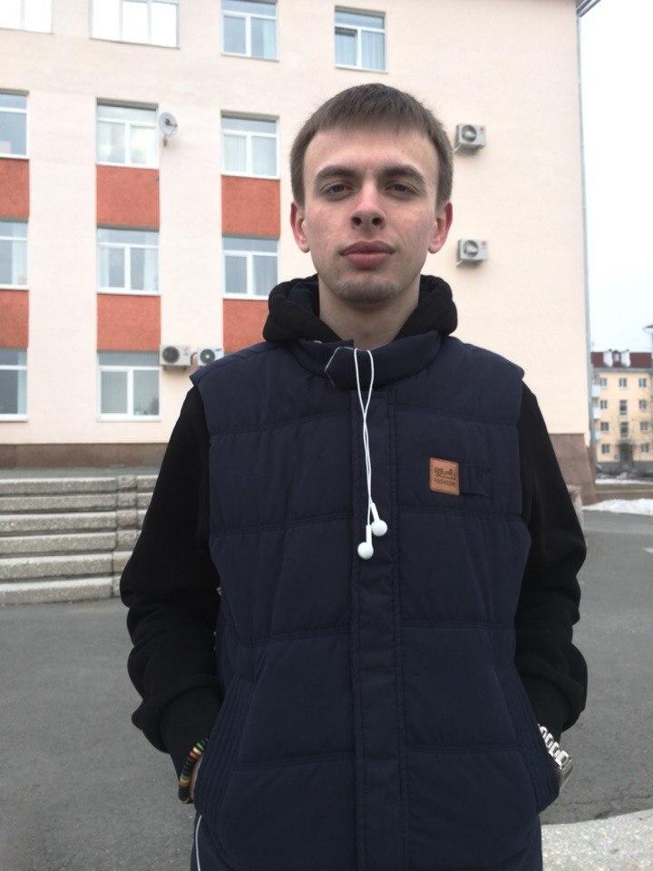 user1634, Сергей, 23, Екатеринбург
