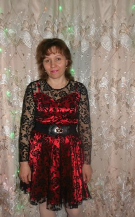 Женщина познакомится с мужчиной в городе Барнаул, Елена, 48 лет