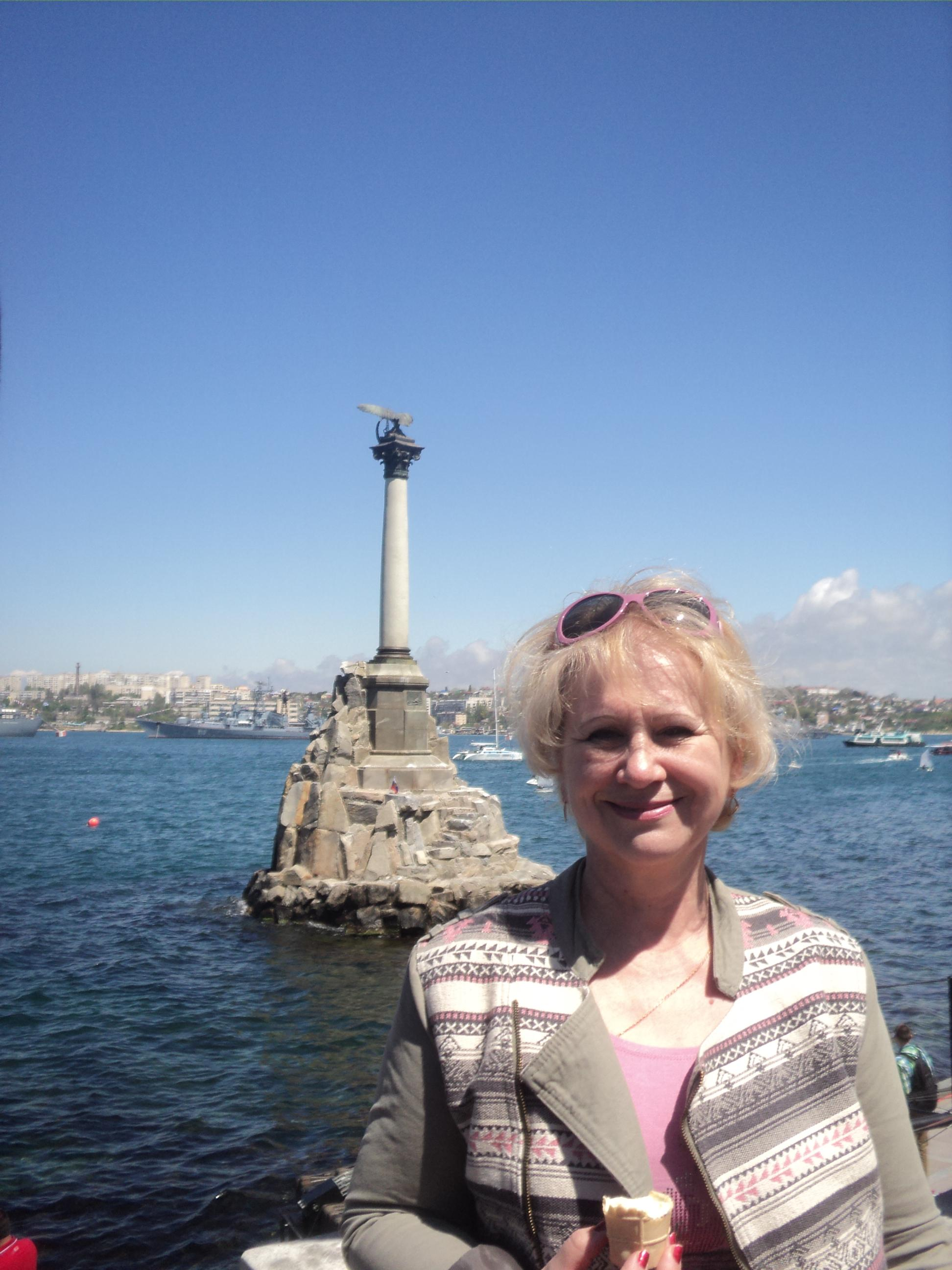 user328, Olga, 93, Севастополь