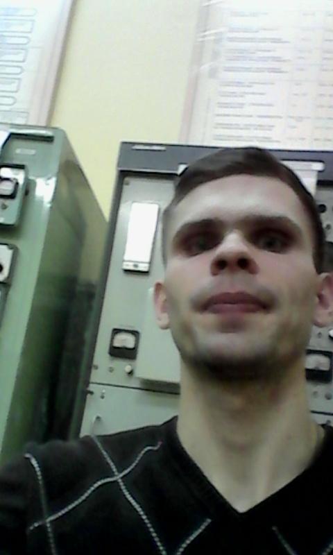 user1695, Михаил, 24, Мытищи