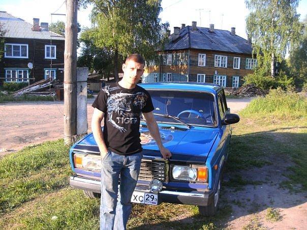 user809, Павел, 35, Вельск