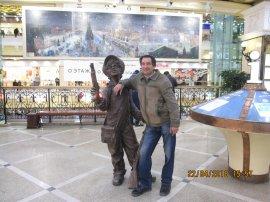 Мужчина познакомится с женщиной в городе Екатеринбург, Андрей, 46 лет