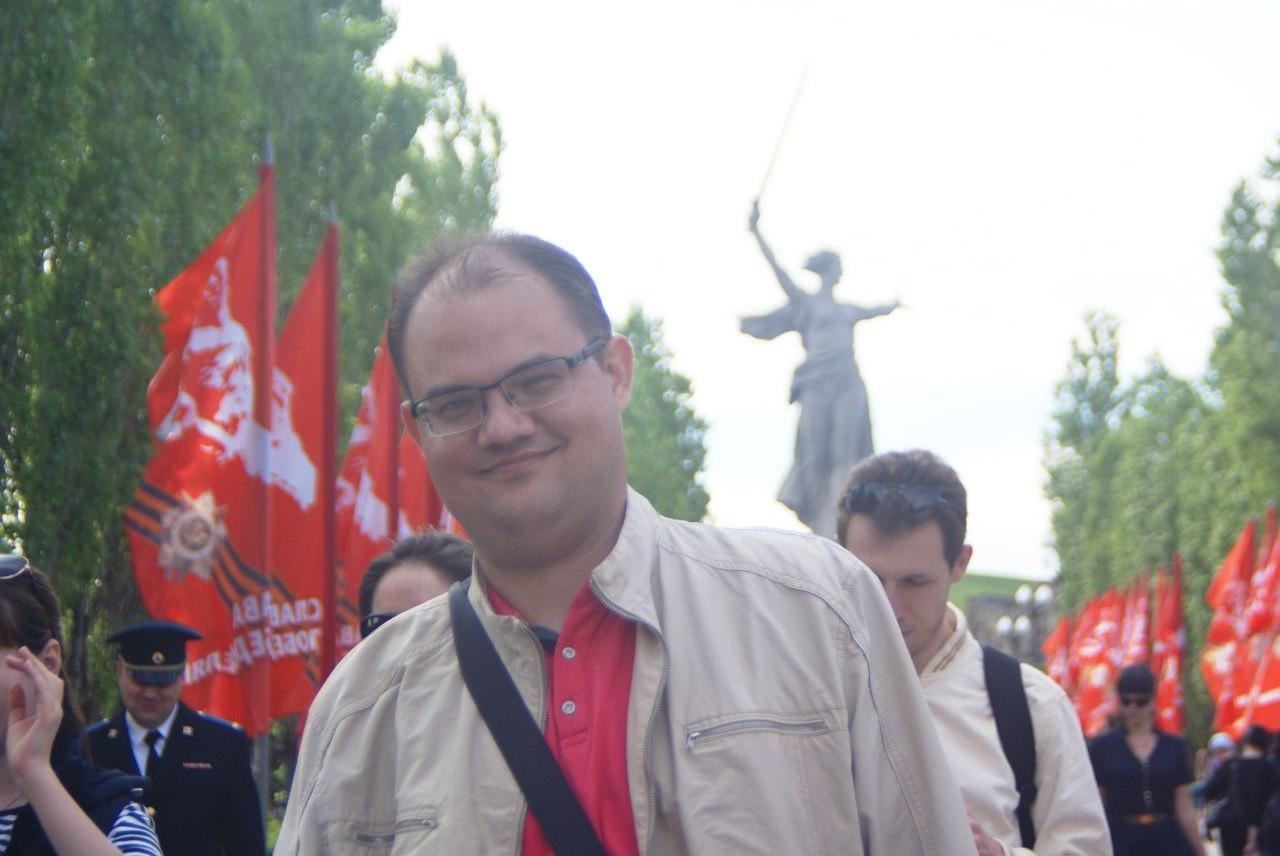 user1351, Илья, 30, Волгоград