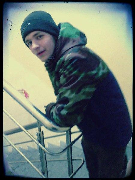 user1005, Илья, 21, Архангельск