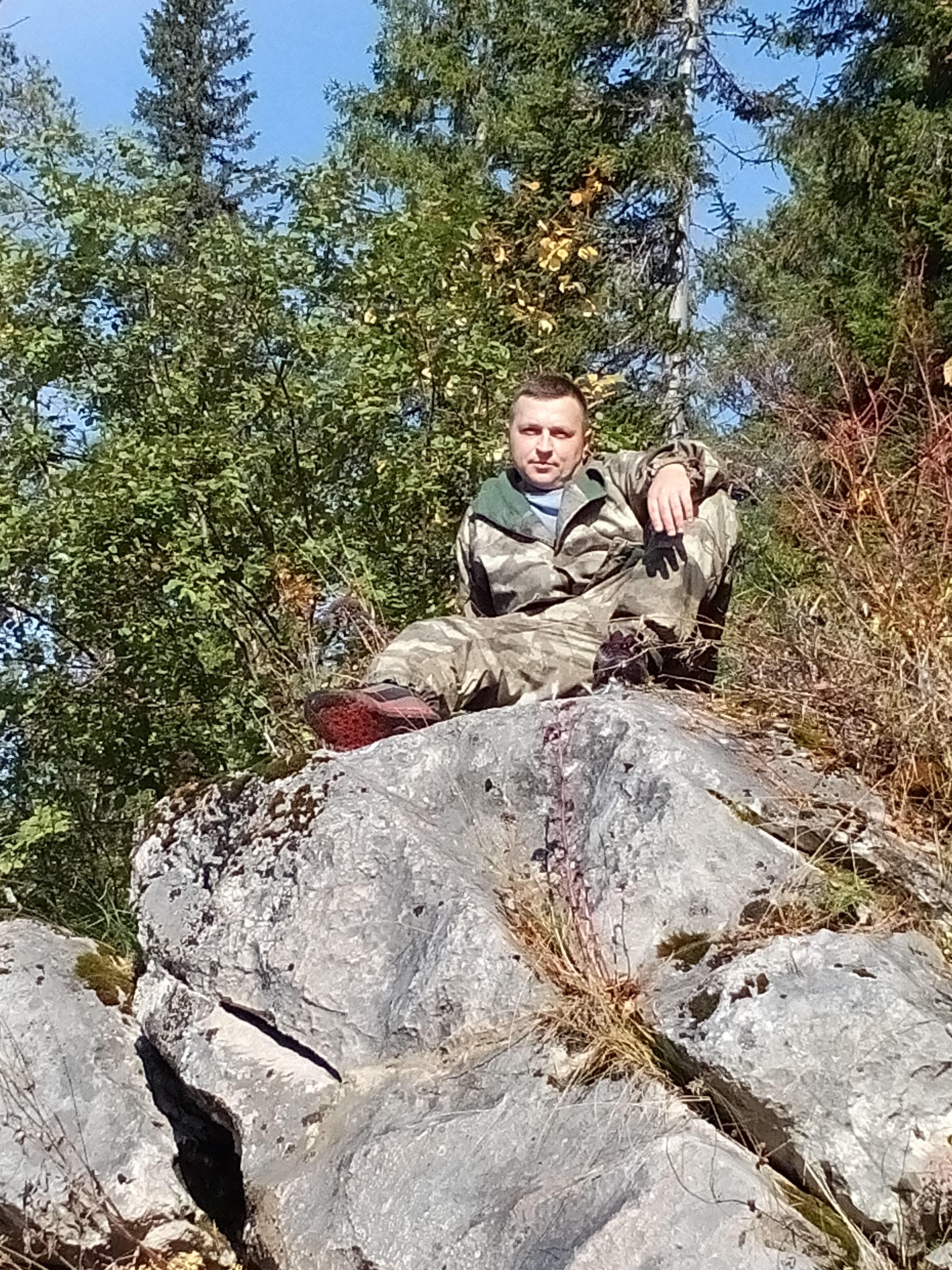 user1098, Александр, 42, Лесной