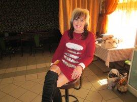 Женщина познакомится с мужчиной в городе Белгород, ИринА, 58 лет