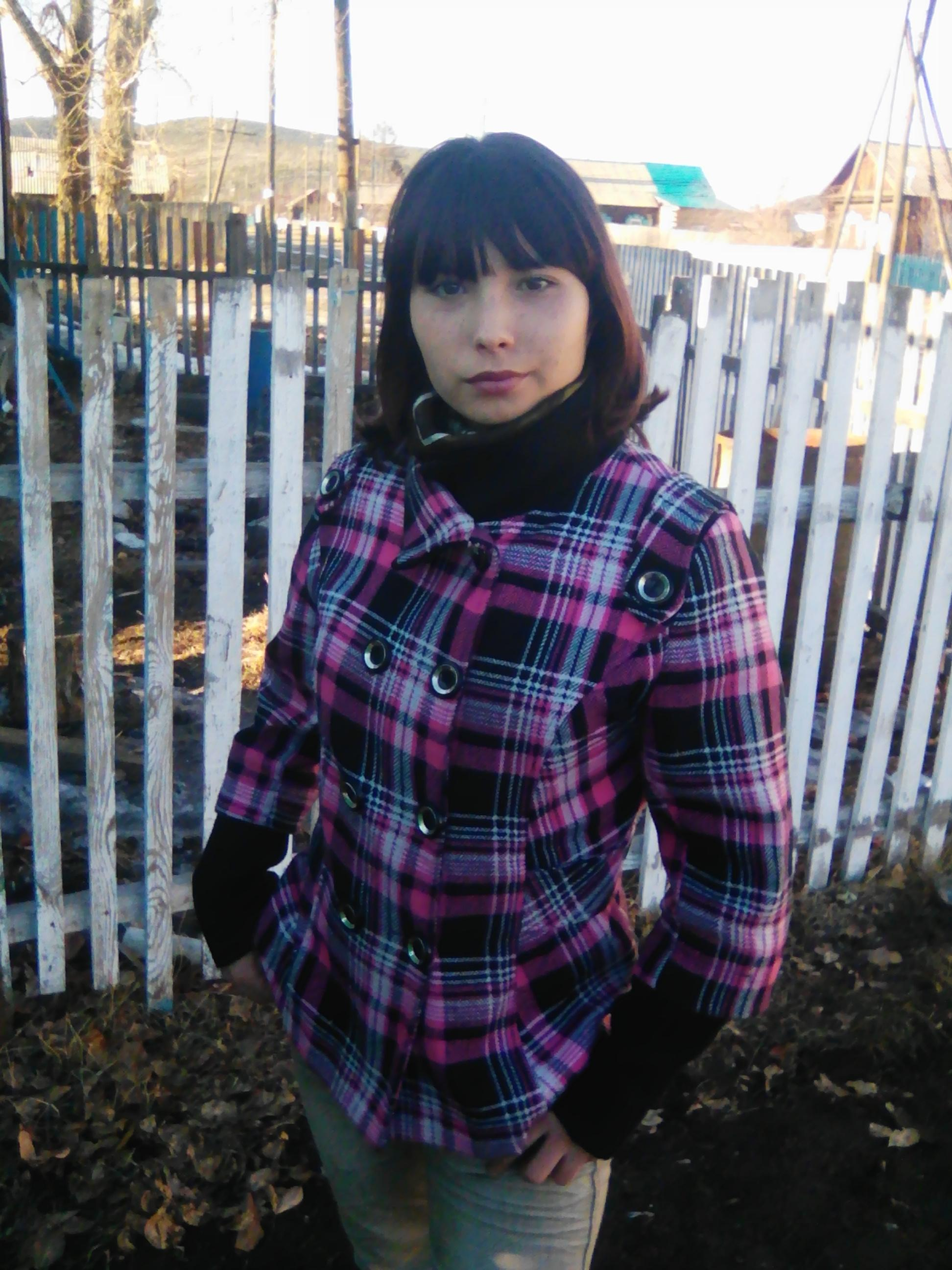 user1175, Ирина , 23, Петровск-Забайкальский