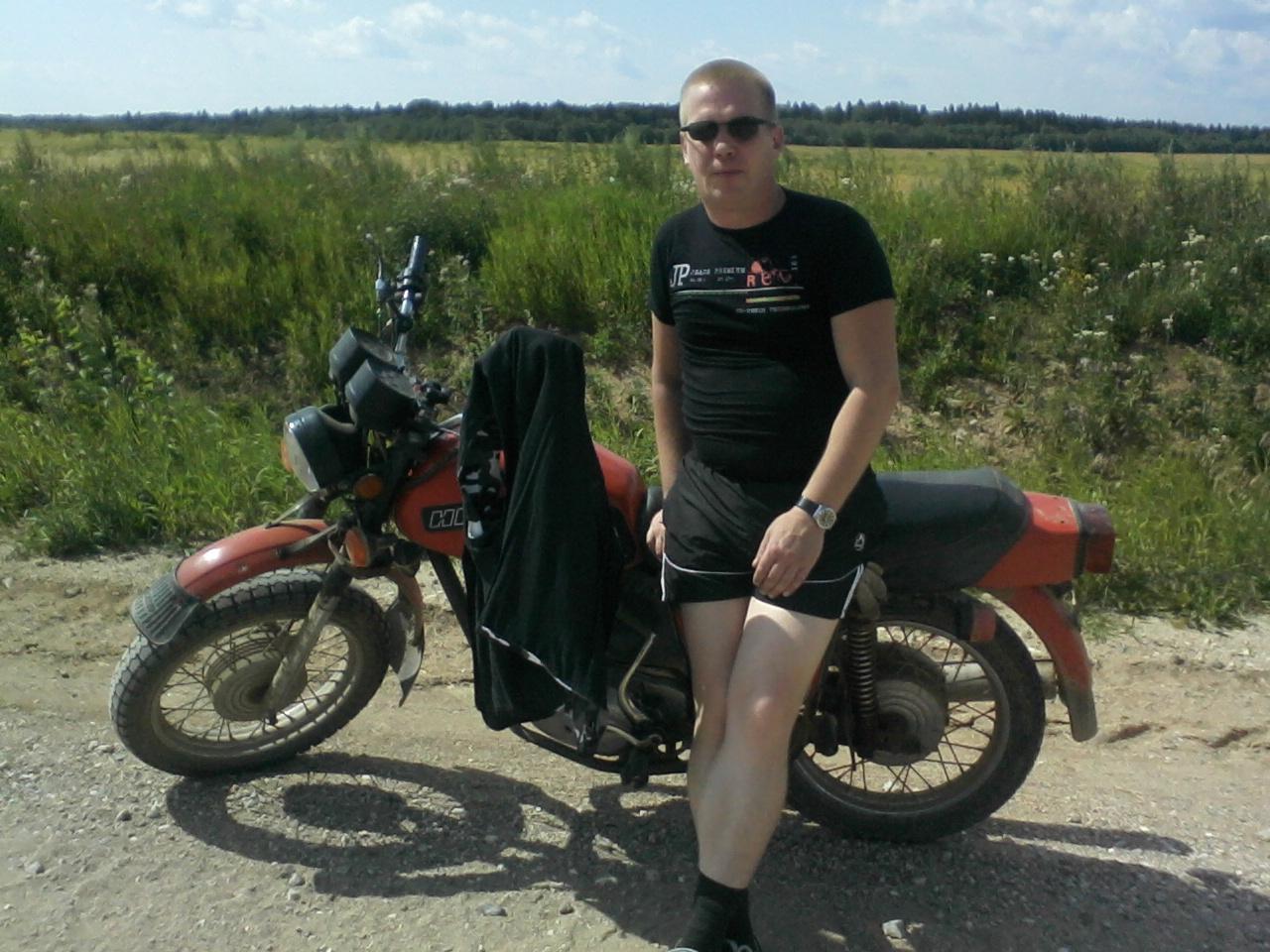 user377, Николай, 41, Вологда