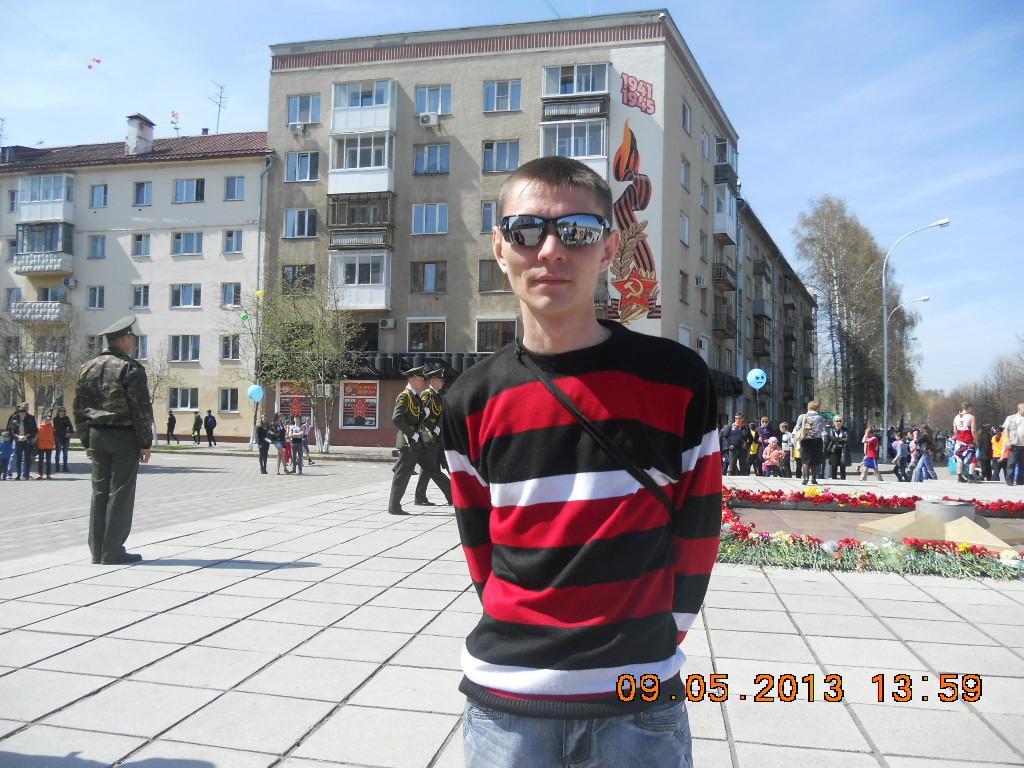 user266, Олег, 37, Кемерово