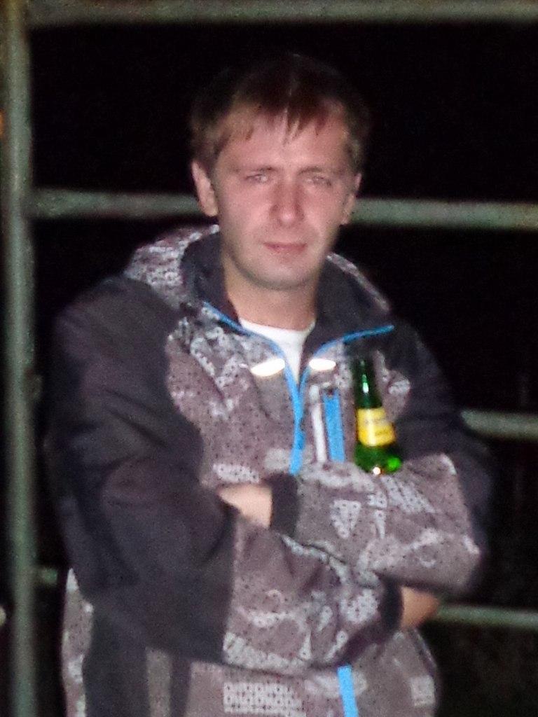user1507, евгений, 33, Полевской