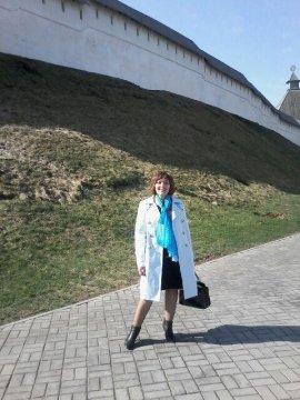 Женщина познакомится с мужчиной в городе Челябинск, Светлана, 47 лет