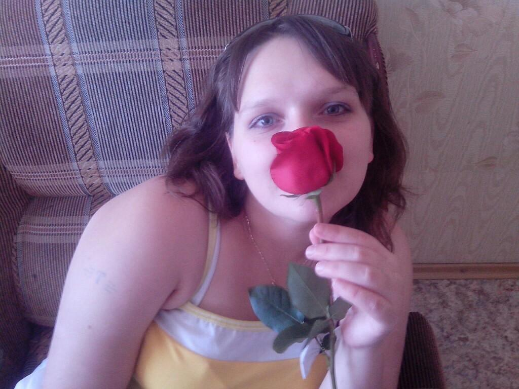 user1129, Стася, 25, Омск