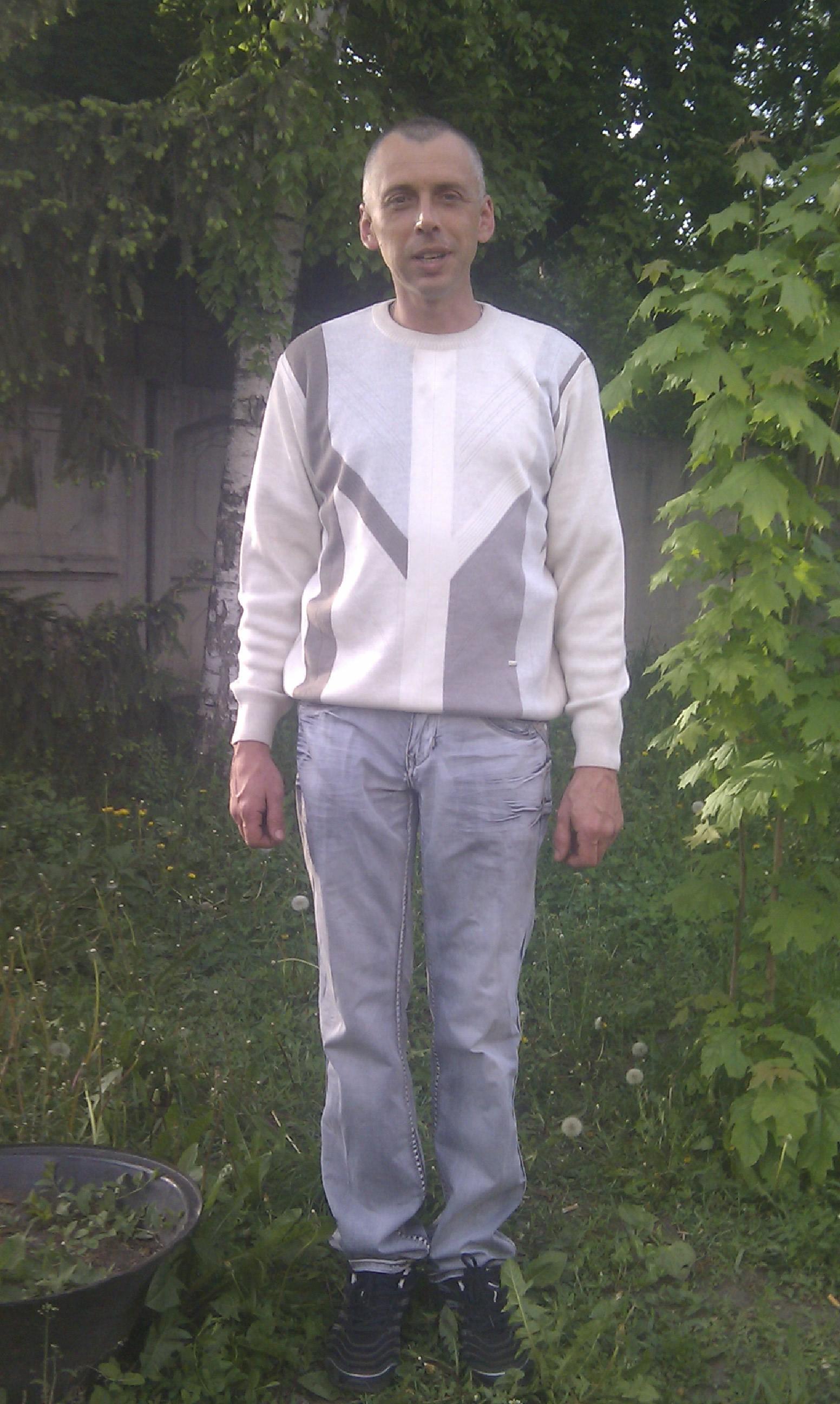 user108, Виталий, 43, Воронеж