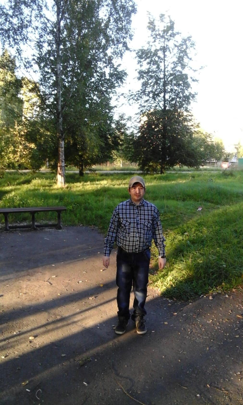 Парень познакомится с девушкой в городе Вышний Волочек, слава, 32 года